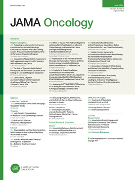 JAMA Oncology