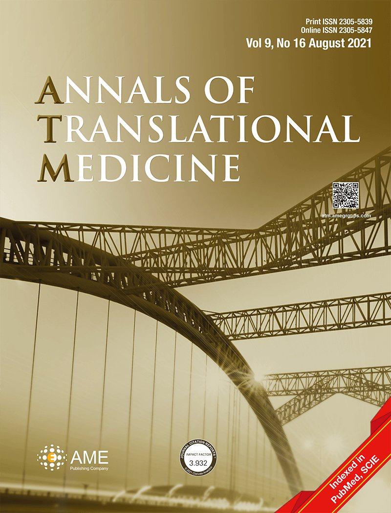 Annals of Translational Medicine