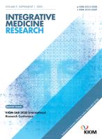 Integrative Medicine Research