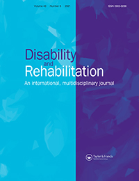 Disability and Rehabilitation