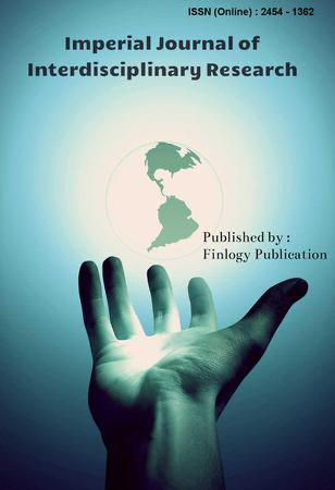 Imperial Journal of Interdisciplinary Research